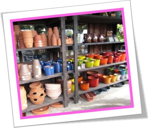 garden accessories, garden kit, flowerpots, itens de jardim em inglês