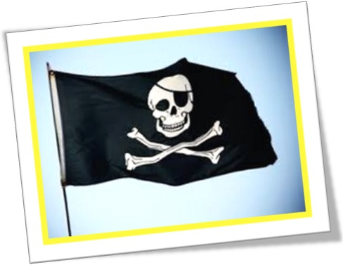 jolly roger, bandeira dos piratas, pirate flag, pirataria
