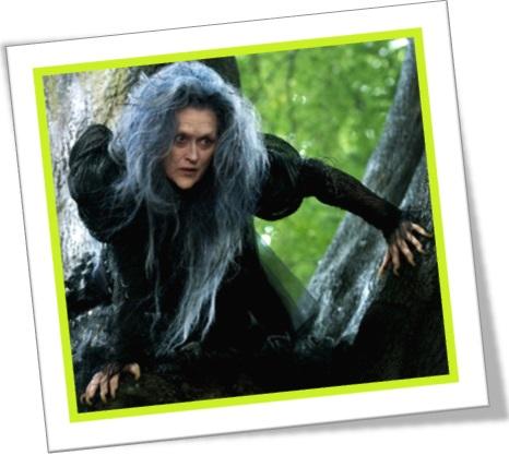 have a familiar ring, soar familiar em inglês, bruxa na árvore