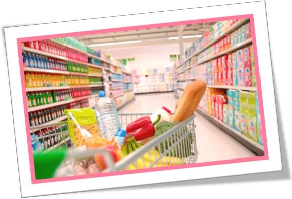 supermarket, supermercado, produtos em inglês, corredor de supermercado, carrinho de compras
