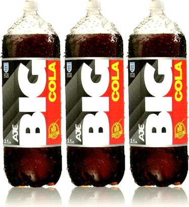 soft drink, big refrigerante de cola ajebras aje brasil