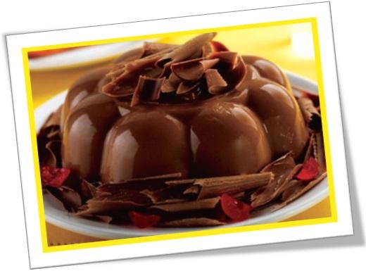 pudim de chocolate, sobremesa, lanche achocolatado, chocolatey desserts