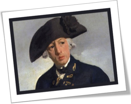 inglês australiano, admiral arthur phillip portrait by francis wheatley