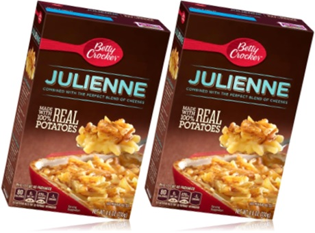 julienne betty crocker real potatoes, batatas, juliana