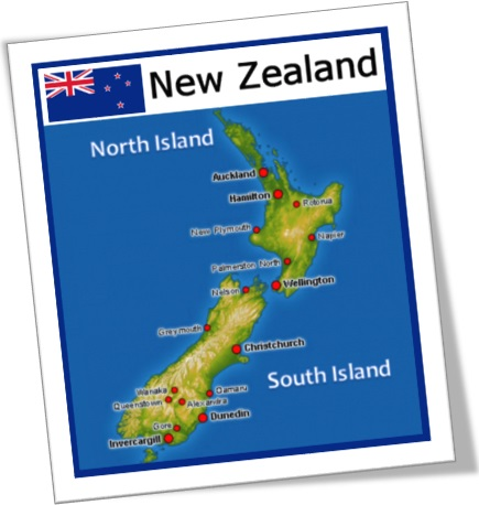 map of new zealand, mapa da nova zelândia, mapa neozelandês