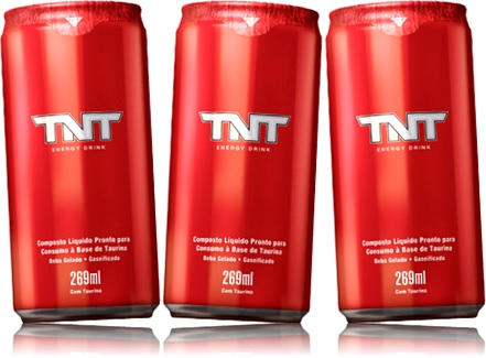 bebida energética tnt, energy drink tnt, taurina, energia