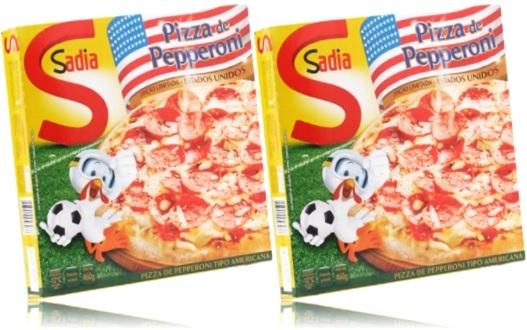 pizza de pepperoni sadia, futebol, copa, bandeira dos estados unidos