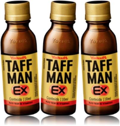 yakult taffman ex suplemento vitamínico, vitaminas, alimentação