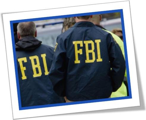 abreviaturas em inglês, abbreviation initialism FBI federal bureau of investigation