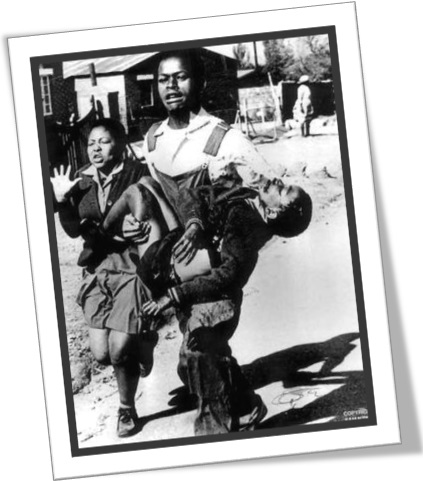 massacre de soweto, 1976, hector pieterson taken by sam nzima