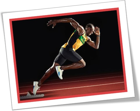 red hot favorite, red-hot favourite, corrida, atletismo, usain bolt, jamaica, olimpíadas