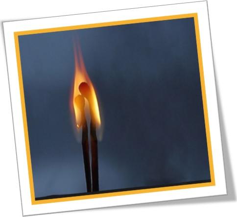 amor é um fogo que arde sem se ver, love is a fire that burns unseen