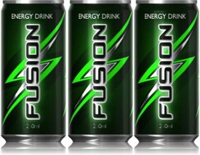 bebida energética fusion energy drink, ambev