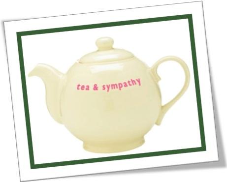 bule de chá tea and sympathy, gentileza, compreensão, carinho, atenção
