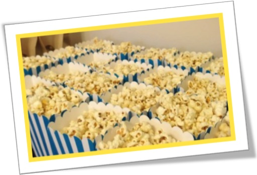 popcorn sells like hot cakes