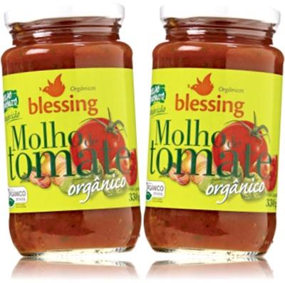 blessing orgânicos molho de tomate orgânico, culinária, alimentação