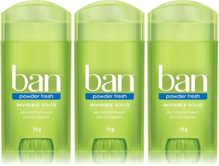 desodorante ban antitranspirante, desodorante importado ban