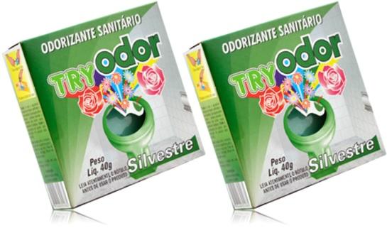 odorizador, desodorizador, odorizante sanitário try odor silvestre