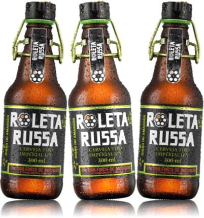 roleta-russa, roleta russa cerveja imperial, amarga, tiro forte de amargor