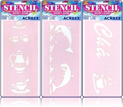 artesananato, stencil acrilex, estêncil chá xícara bulé golfinhos