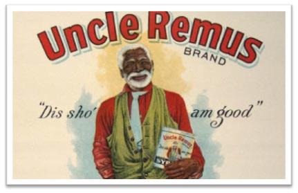 uncle remus, contador de história, tio remus, estados unidos