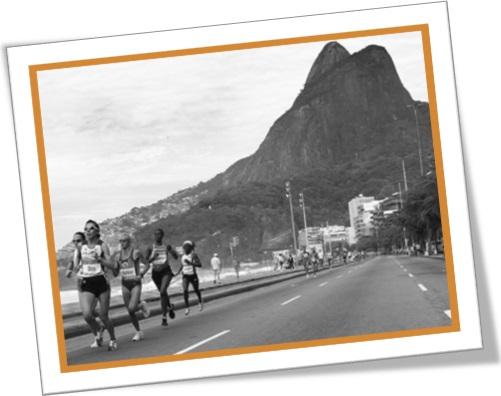 marathoners, marathon, maratona no rio de janeiro, maratonistas