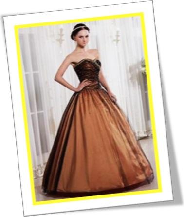 princess dress, vestido corte princesa, vestido comprido cor marrom corte princesa