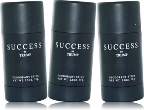 success by trump deodorant stick, desodorante em barra success by trump