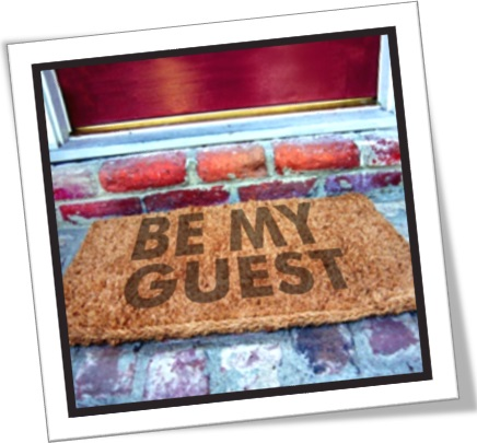 be my guest mat carpet