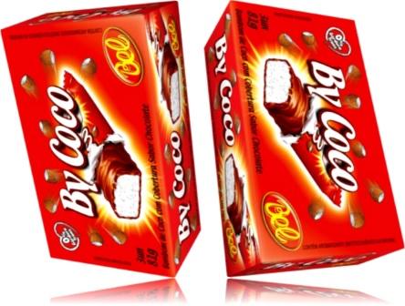 caixa de bombom by coco bel bombom recheado de coco com cobertura de chocolate