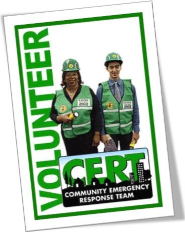 cert, community emergency response team, equipe de resposta de emergência comunitária