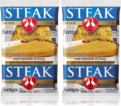 steak empanado de frango perdigão