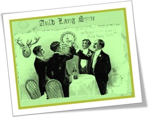 tradução, auld lang syne, os tempos que já lá vão, os dias passados
