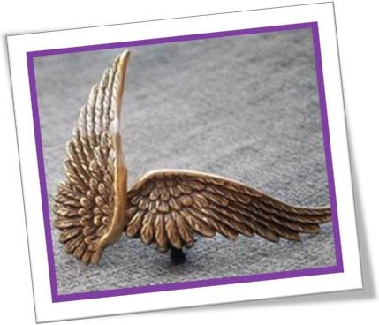 clip somebodys wings, cortar as asas de alguém