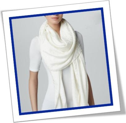 cashmere scarf, cachecol de caxemira, white, branco