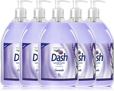 sabonete líquido dash perfume lavanda bombril