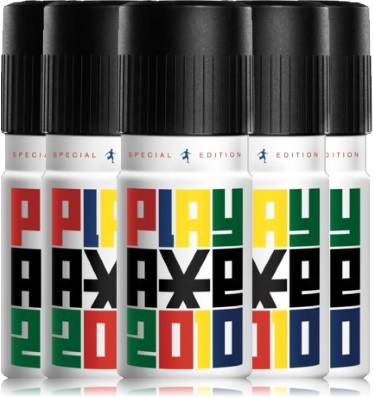 desodorante masculino play axe 2010 antitranspirante