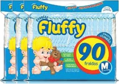 fraldas infantis fluffy, fralda para bebê, grupo sapeka