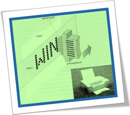 modelos de impressora matricial, dot matrix printer
