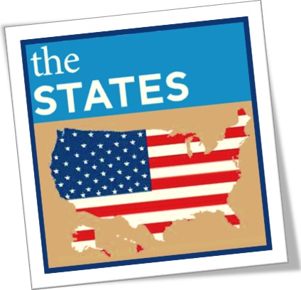 the states, united states of america, map, flag, história americana