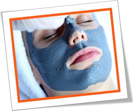 have a facial, fazer limpeza de pele