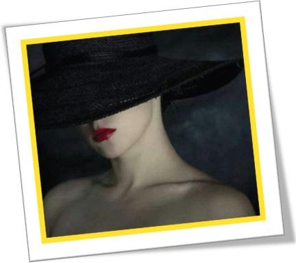 fazer mistério, make mystery of, mulher misteriosa, mysterious woman