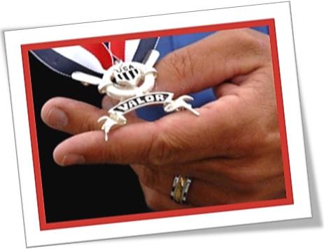 medal for valor, medal of valor, medalha por bravura, estados unidos, united states