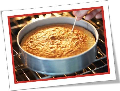 bake the cake, assar bolo, forno, palito
